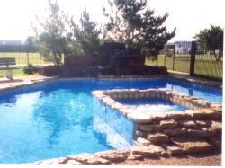 Westfork swimming Pool